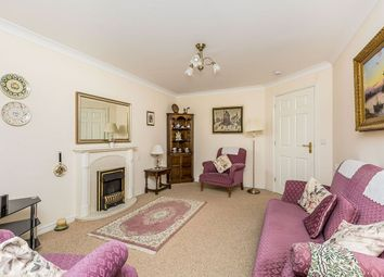 Thumbnail 1 bed flat for sale in Chester Road, Holmes Chapel, Crewe