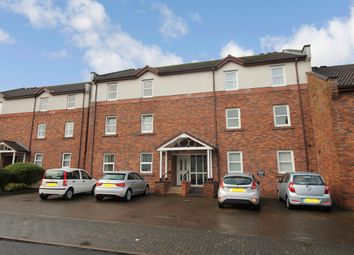Thumbnail 2 bed flat for sale in Eden Street, Carlisle