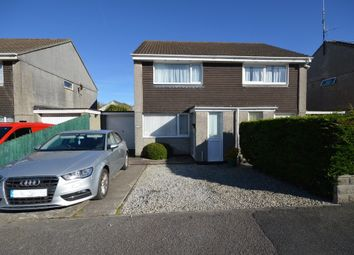 Thumbnail 2 bedroom semi-detached house to rent in Polstain Road, Threemilestone, Truro
