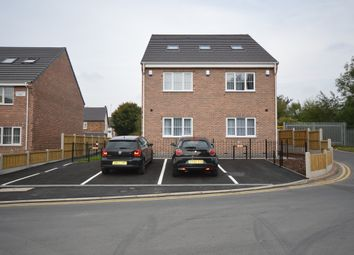 Thumbnail 2 bed flat to rent in Lyme Valley Road, Newcastle-Under-Lyme