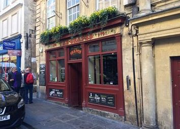 Thumbnail Restaurant/cafe to let in Ground Floor & Basement, 14 Westgate Street, Bath, Somerset