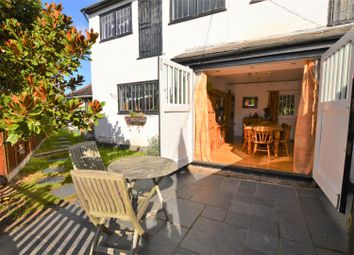 Thumbnail 3 bed cottage for sale in Chapel Street, Rowhedge, Colchester