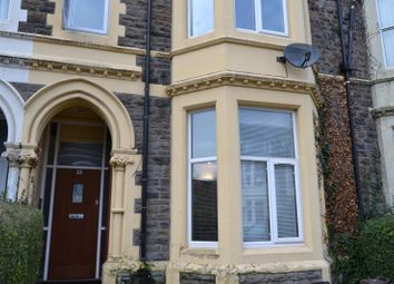 Thumbnail 2 bedroom flat to rent in 23, Glynrhondda Street Tff, Cathays, Cardiff, South Wales