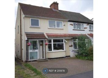 Thumbnail 4 bed semi-detached house to rent in Fareham Ave, Rugby