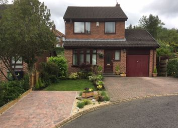 Thumbnail 3 bed detached house for sale in Woodlands Close, High Spen, Rowlands Gill