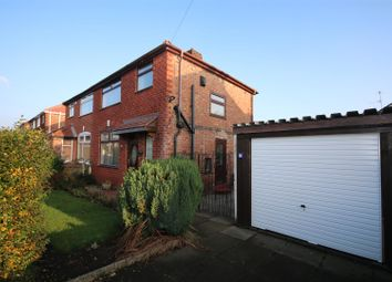 Thumbnail 3 bed semi-detached house to rent in Silverdale Avenue, Irlam, Manchester