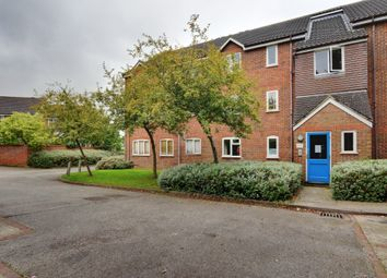 Thumbnail 2 bed flat for sale in Haysman Close, Letchworth Garden City, Hertfordshire