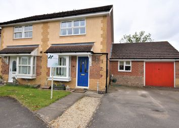 Thumbnail 2 bed semi-detached house for sale in Brunstock Beck, Didcot