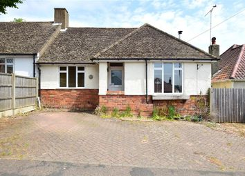 Thumbnail 2 bed semi-detached bungalow for sale in Barrhill Avenue, Patcham, Brighton, East Sussex