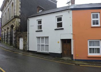 Thumbnail 1 bed end terrace house for sale in Picton Place, Narberth, Pembrokeshire