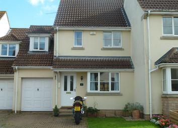 Thumbnail 3 bed terraced house for sale in Broadoak Road, Langford, Bristol