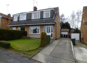 Thumbnail 3 bed semi-detached house to rent in Linton Rise, Shadwell, Leeds