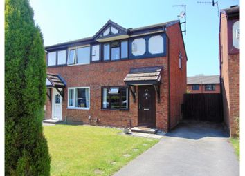 Thumbnail 2 bed semi-detached house for sale in George Street, Oldham