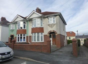 Thumbnail 3 bed property to rent in St. Davids Avenue, Carmarthen