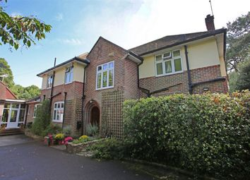 Thumbnail 4 bed detached house for sale in Canford Cliffs Road, Branksome Park, Poole, Dorset