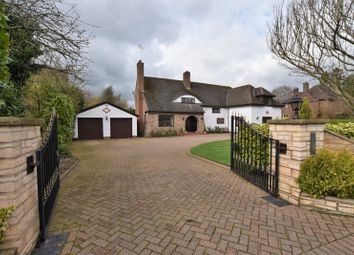 Thumbnail 5 bed detached house for sale in Bow Green Road, Bowdon, Altrincham