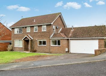 Thumbnail 4 bed detached house to rent in Hill House Close, Turners Hill, Crawley
