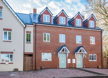 Thumbnail 3 bed terraced house for sale in St. James Court, Cedar Avenue, Hazlemere, High Wycombe