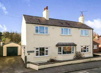 Thumbnail 4 bed detached house for sale in Burntwood Road, Buckley, Flintshire