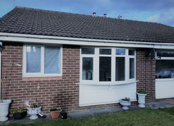 Thumbnail 2 bed bungalow to rent in Bamburgh Crescent, Newton Aycliffe, County Durham