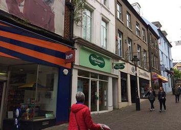 Thumbnail Retail premises to let in 5, Hall Street, Carmarthen