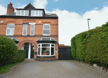 4 bed semi-detached house for sale in School Road, Shirley, Solihull B90