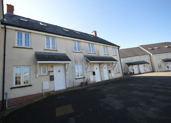 Thumbnail 3 bed terraced house to rent in Reddicliffe Mews, Lewdown, Okehampton