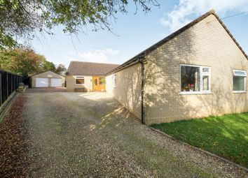 Thumbnail 4 bedroom detached bungalow for sale in Meadow View, East Coker, Yeovil