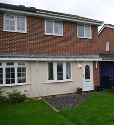 Thumbnail 2 bed semi-detached house to rent in Colmer Road, Bridgwater