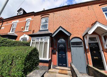 Thumbnail 2 bed terraced house for sale in Institute Road, Kings Heath, Birmingham
