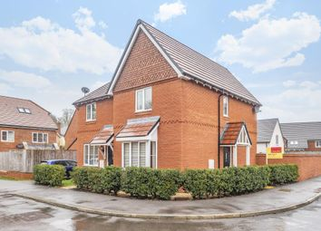 Thumbnail 2 bed semi-detached house for sale in Woolton Hill, Berkshire