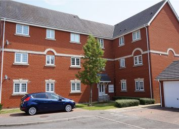 Thumbnail 2 bed flat to rent in Aspen Court, Woodbridge