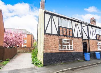 Thumbnail 2 bed semi-detached house for sale in Markeaton Street, Derby