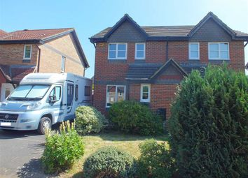 Thumbnail 2 bed semi-detached house to rent in Worsted Close, Trowbridge, Wiltshire