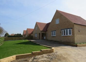 Thumbnail 4 bedroom detached house to rent in The Drove, Barroway Drove, Downham Market