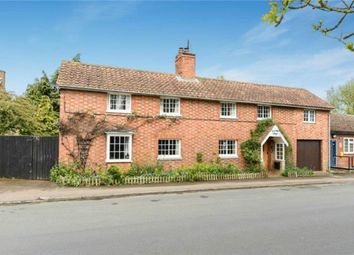 Thumbnail 4 bed detached house for sale in High Street, Riseley, Bedford