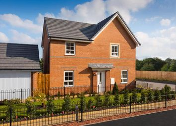 "Thumbnail 4 bed detached house for sale in ""Alderney"" at Lukes Lane, Hebburn"