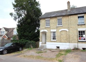 Thumbnail 2 bedroom terraced house for sale in Clarence Road, Stansted, Essex