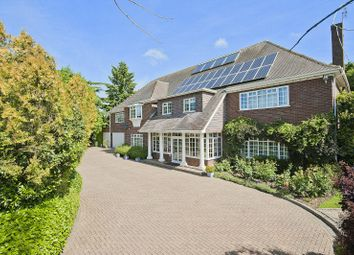 Thumbnail 5 bed detached house for sale in Home Farm Road, Rickmansworth, Hertfordshire