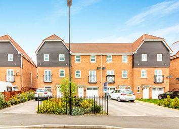 Thumbnail 4 bed terraced house for sale in Wharf Road, Kilnhurst, Mexborough