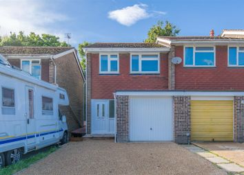 Thumbnail 3 bed semi-detached house for sale in Wren Close, Heathfield