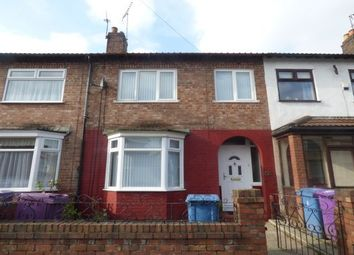 Thumbnail 3 bed property to rent in Dovercliffe Road, Liverpool