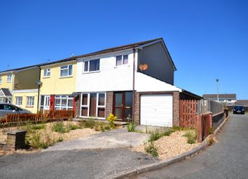 Thumbnail 3 bed semi-detached house for sale in Devonshire Road, Pembroke Dock