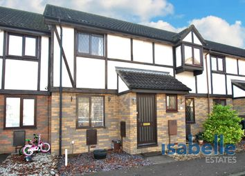 Thumbnail 2 bed terraced house for sale in Astral Close, Henlow Camp