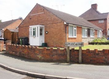 Thumbnail 2 bed bungalow to rent in Lutley Close, Bradmore, Wolverhampton