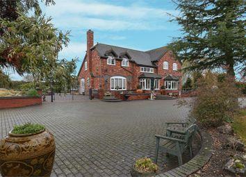 Thumbnail 5 bed detached house for sale in Portleys Lane, Drayton Bassett, Tamworth, Staffordshire