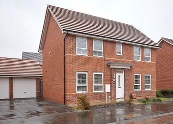 Thumbnail 4 bed detached house for sale in Colman Crescent, Hull