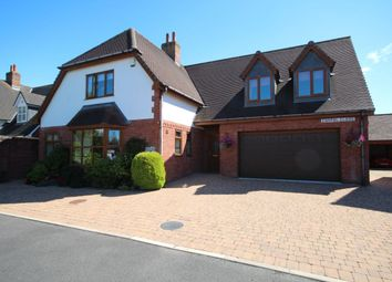 Thumbnail 4 bed detached house for sale in Chapel Close Smallwood Hey Road, Pilling, Preston