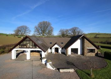 Thumbnail 5 bedroom detached house for sale in Trallong, Brecon