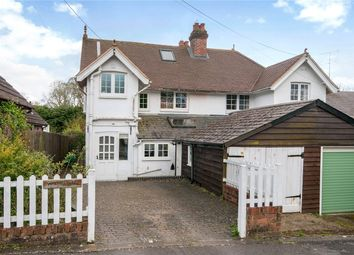 Waterworks Road, Otterbourne, Winchester, Hampshire SO21. 3 bed semi-detached house for sale